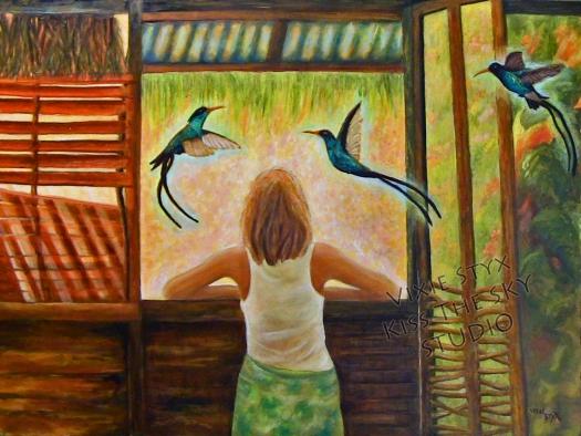 """Doctor Birds"""
